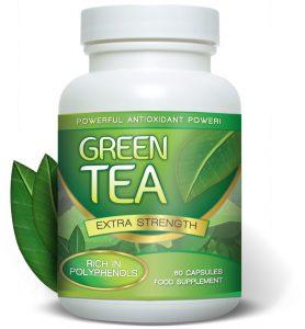 green tea diet pills